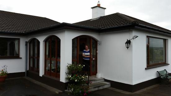 Maureen, Glencairn House B&B