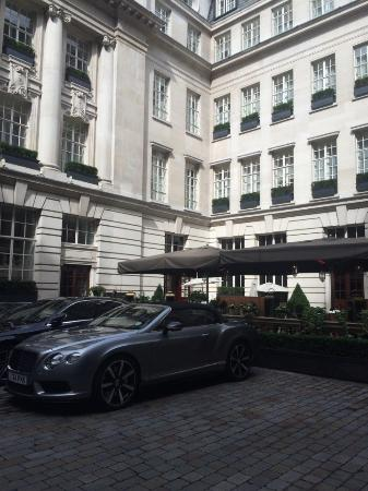 Luxury Cars Always Nearby The Rosewood Picture Of Rosewood