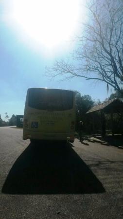 Parque Estadual De Vila Velha : Nos vamos a las furnas.