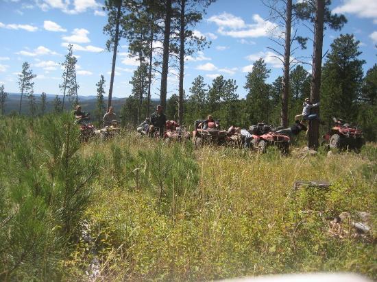 Black Hills trip leaving from Rec Springs.