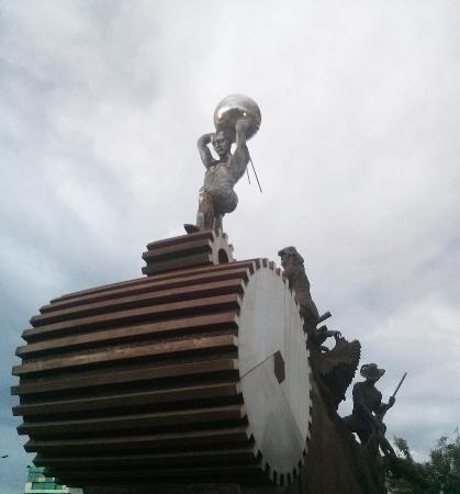 Monumento Cuarto Centenario