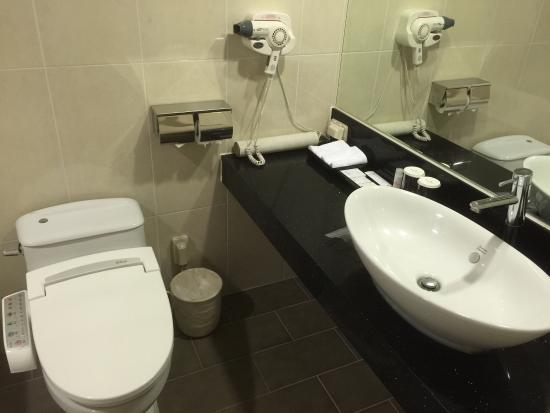 Ramada Dongtan Hotel: Room