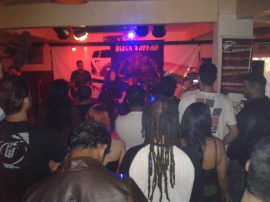 Toinha Rock Pub: BAR DA TOINHA