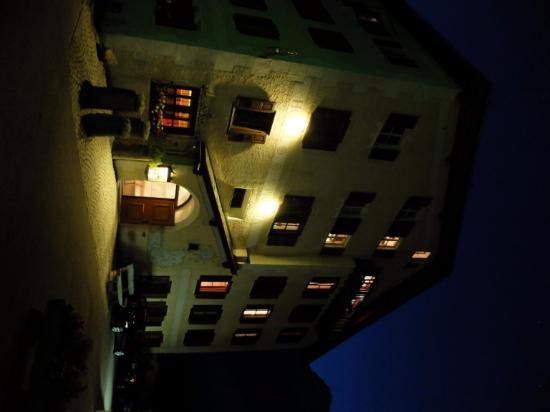 Sils im Engadin, Ελβετία: 夜