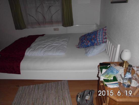 Gastehaus Hildegard : dormitorio