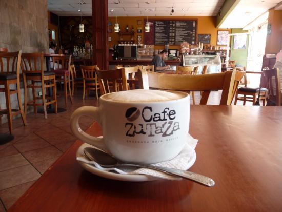 Zu Taza Cafe Amp Bistro Ensenada Restaurant Reviews