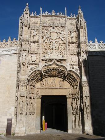 Patio del Colegio San Gregorio - Picture of Museo Nacional de Escultura, Vall...