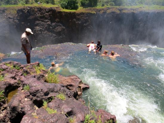 Guide Picture Of Devil 39 S Pool Livingstone Tripadvisor