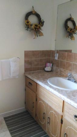 Auld Farm Inn B & B: Bathroom
