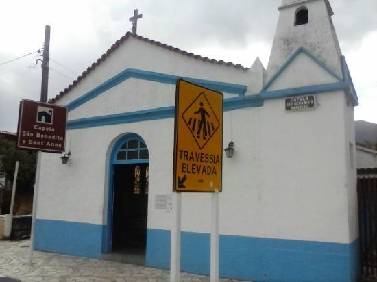 Capela São Benedito e Sant' Anna