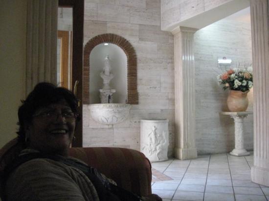 La Maison dell'Orologio: En la recepción