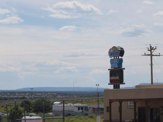 San Fidel, نيو مكسيكو: Sky City Casino