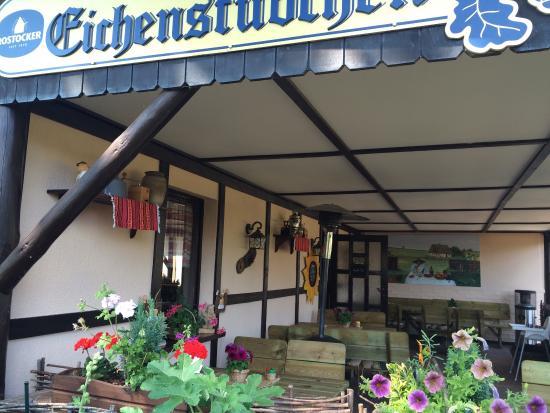 Wieck, Alemania: Eichenstubchen
