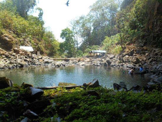 Malino, Ινδονησία: Laguna yang adem dan alami