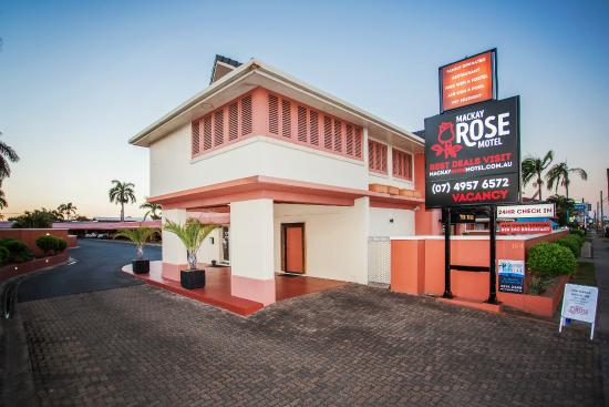 Photo of Mackay Rose Motel