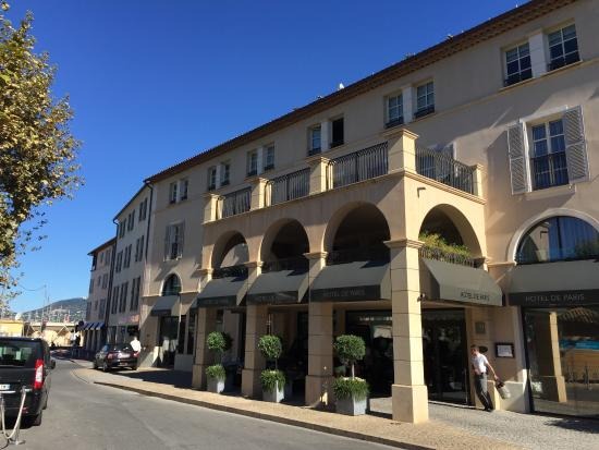 Picture Of Hotel De Paris Saint Tropez Saint