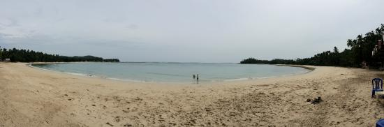 Tandag, Philippinen: Panorama of Cagwait