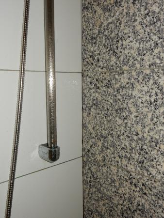 schimmel in badkamer - Bild von Hotel Samara, Torba - TripAdvisor