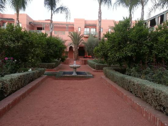 Lobby picture of les jardins de l 39 agdal hotel spa - Les jardins de l agdal hotel spa ...