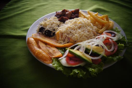 El Portal Del Chivo: TOSTADA CAROREÑA
