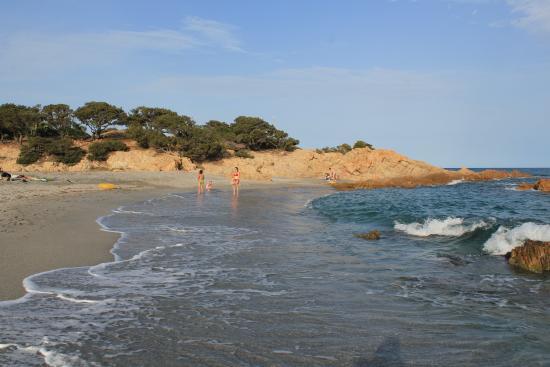 beaches of Cala Liberotto