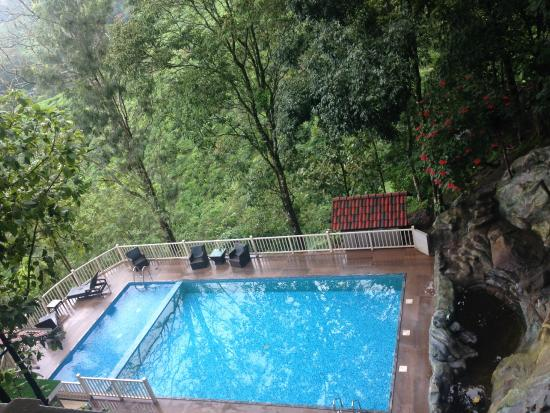 Chandys Windy Woods Resort Munnar India