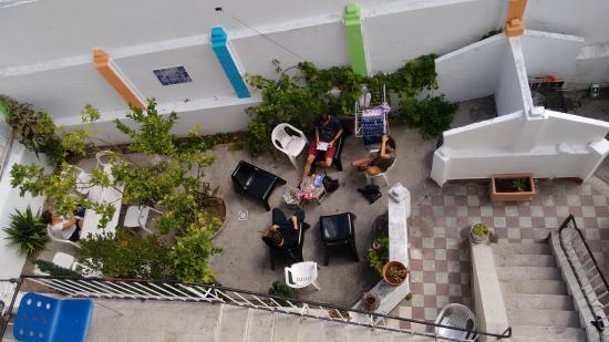 Terrace Hostel : Patio 1