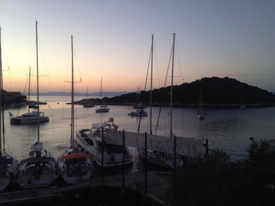 Zaklopatica, โครเอเชีย: The view