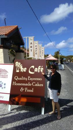 The Cafe: This is where to find the best coffee in Rarotonga