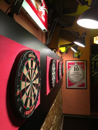 Dart pub - Picture of Il Porco Rosso, Colleferro - TripAdvisor