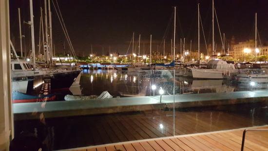 Zona de la barra fotograf a de oneocean club barcelona for One ocean club barcelona