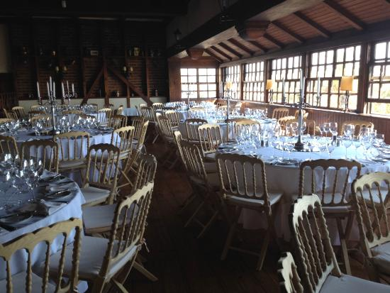 Cimas : Dinning Room - special event - Corporate Dinner