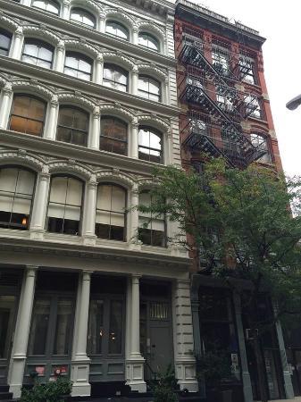 Case di ghisa foto di tribeca new york city tripadvisor for Palazzi davvero grandi