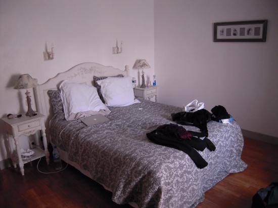 Le Clos Gaxen : chambre
