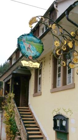 Bad Rippoldsau, ألمانيا: Zum Letzten G'stehr - Black Forest River Side Hotel