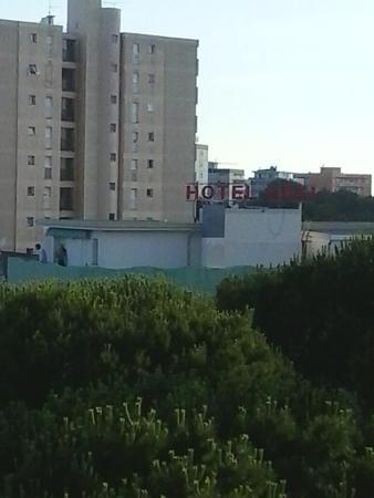 Hotel Bella Venezia Mare: orizzonte