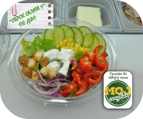Obrok salate novi sad