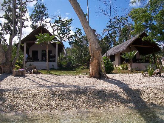 Havannah Eco Lodge : New bungalows