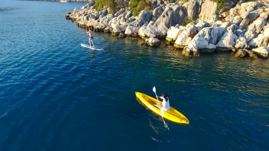 Koca Kari Bay - Picture of Boat Trips by Captain Ergun, Kas - TripAdvisor