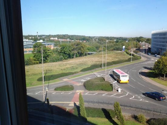 Travelodge Livingston: View from room 311