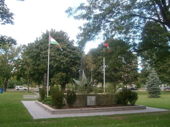 Hungarian Monument
