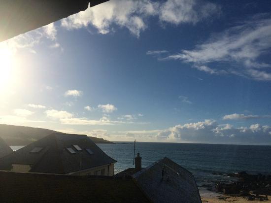 The Sail Lofts : Balcony view