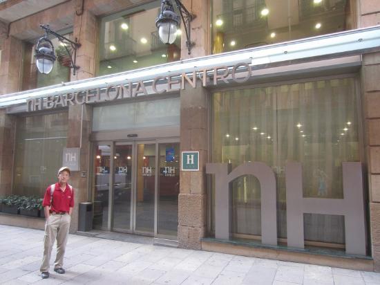 Habitaci n fotograf a de nh barcelona centro barcelona for Barcellona hotel centro economici