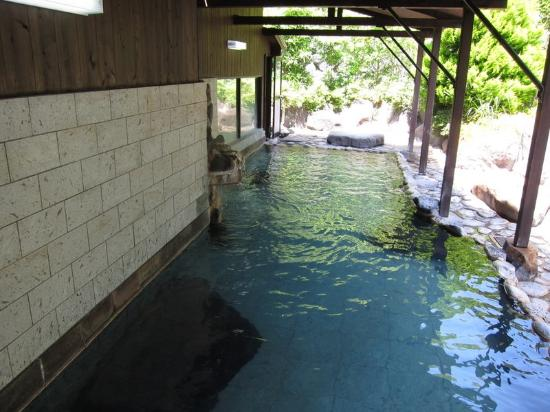 大きい方の露天風呂