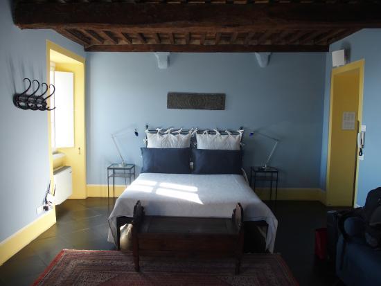 La Sosta di Ottone III : You gotta love the timber ceiling!