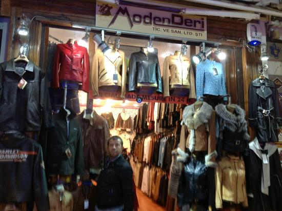 ‪Moden Leather Shop‬
