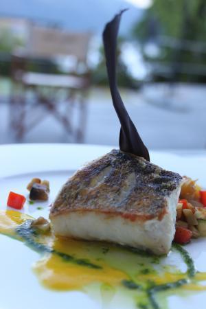 Hotel Monte Verita : Pesce del mercato