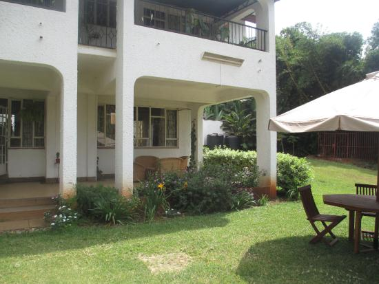Gigiri Homestead: The garden