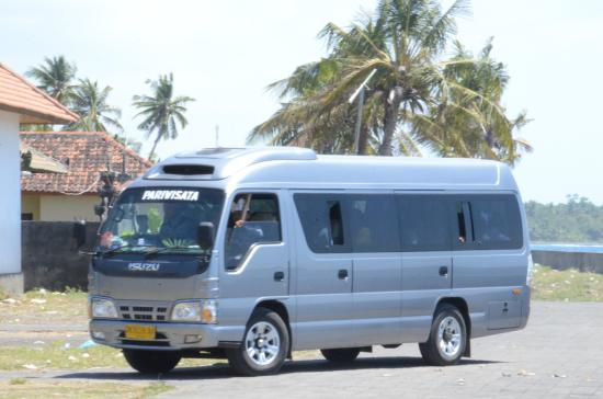 Adimelali Bali - Day Tours: The Big Van