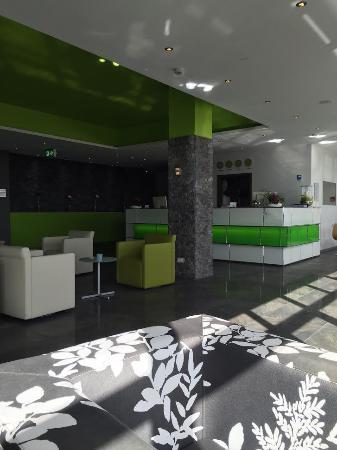 Panorama Hotel Schweinfurt: Lobby